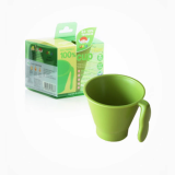 BIO-PE 100- eco-friendly tableware cup