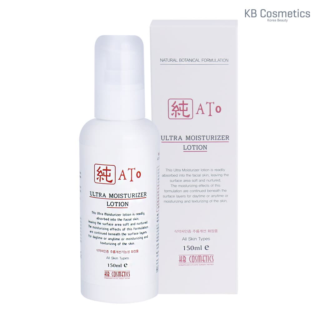 ATO SOON Ultra Moisturizer Lotion_150ml_