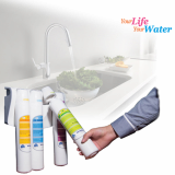 Undersink Water Purifier Quick Change Filter