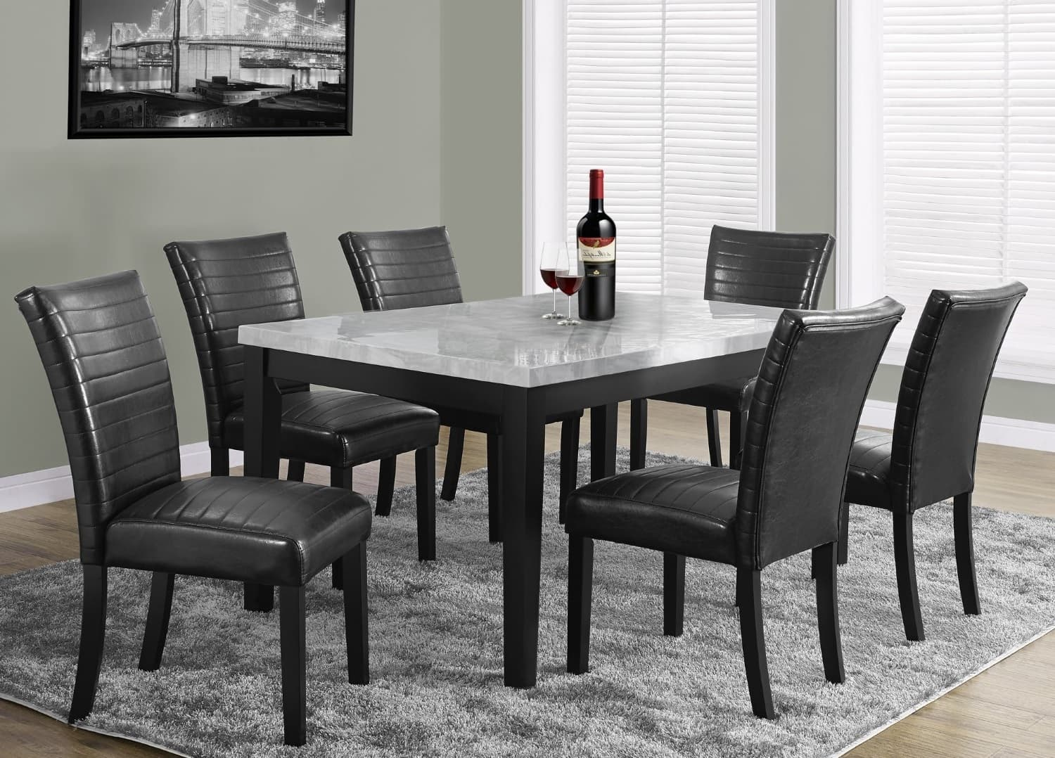 aaron (1+6) dining set from jetexim business sdn bhd b2b