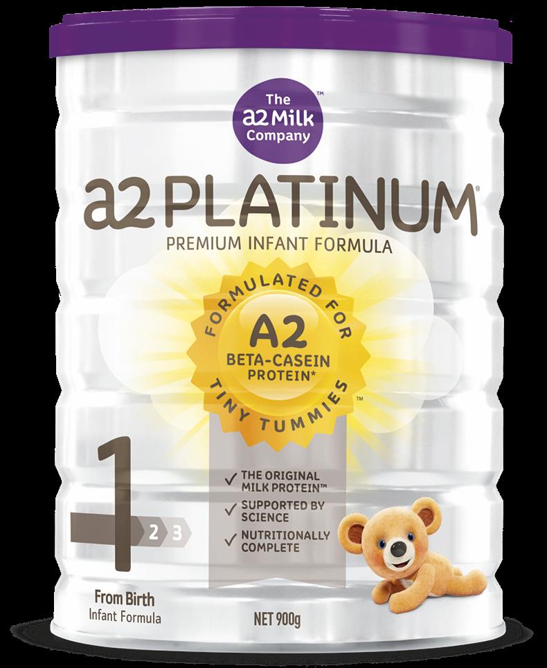 A2 Platinum Premium Stage 1 2 3 Infant Formula Tradekorea