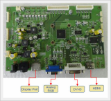 LCD Controller for Industrial Monitor (BM405 Series)