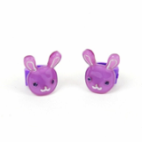 Mini Rabblit ponytail holder / hair accessory