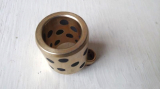 graphite bronze bushing-for injection molding
