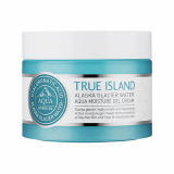 TRUE ISLAND ALASKA GLACIER WATER AQUA  MOISTURE GEL CREAM