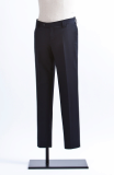 FULL LENGTH BLACK PANTS-P15F04BL-