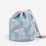 Roll tissue pouch Charming _ flamingo