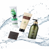 Natural Cosmetics for purifying the skin