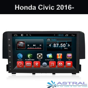 Wholesale Double Din Radio With Navigation_Honda Accord 2013