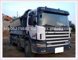 Used Truck -Dump Truck SCANIA 380