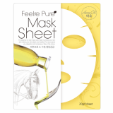 Horse oil mask sheet