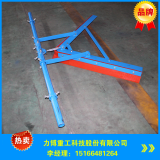 Heat Resistant alloy Rubber blade v plough belt cleaner