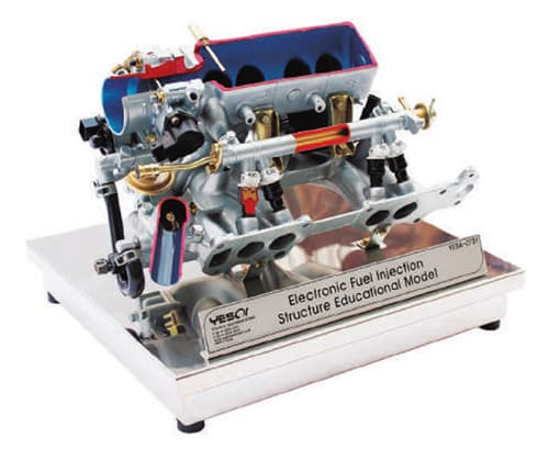 electronic fuel injection system industry in