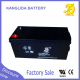 deep cycle 12v 200ah solar gel battery