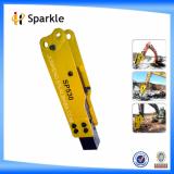 Top (open) type hydraulic road breaker