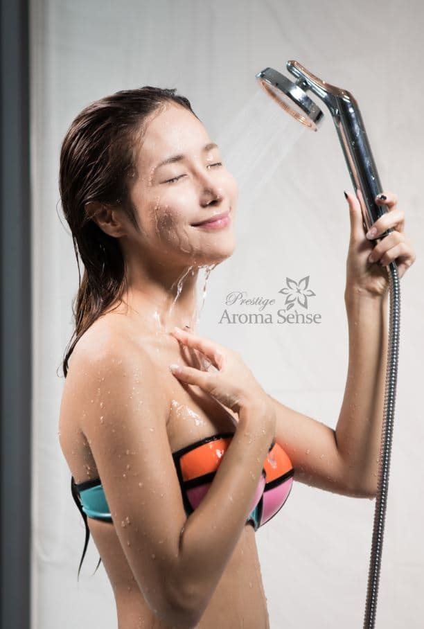AS_PRESTIGE AROMA SENSE SHOWER HEAD WITH VITAMIN