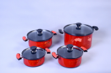 Hard Anodizing Cookware