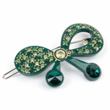 Pette Ribbon point hairpin / hair accessories
