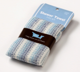 SOFT TYPE SHOWER TOWEL