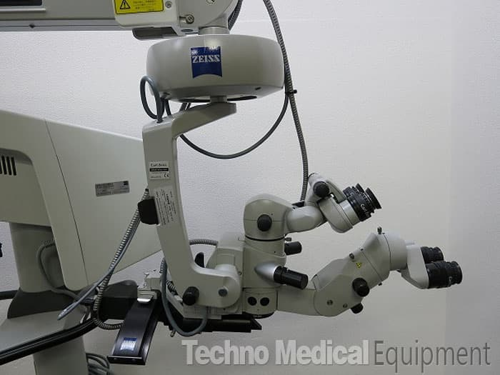 Carl Zeiss OPMI Visu 210 with S88 stand Surgical Microscope