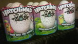 Hatchimals Hatching Egg PENGUALA  Toys Pink _ Red Egg