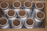 Stainless steel 316L conductive yarn for heating blanket