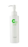 C03 Cypress Expoliant  Cleansing Gel Oil_____