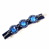 Flore hair barrette / hair accessory