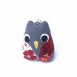 Owl key ring/cellphone straps