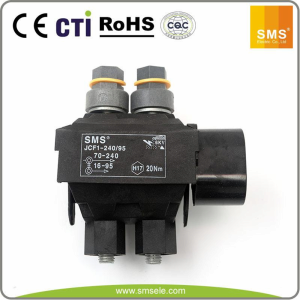 Low-voltage insulated wire T connection/abc piercing connect from ...