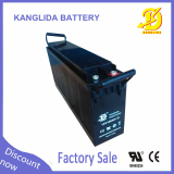 front terminal 12v 180ah lead acid agm battery