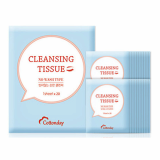 No Wash Type Cleansing Tissue