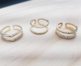 High Quality Fashion Ring IN KOREA