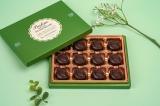 Jeju sweet flag praline chocolate