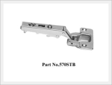 Furniture Hinge, 110degree Opening Angle