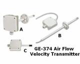 GE-374 Air Flow Velocity Transmitter Measurement