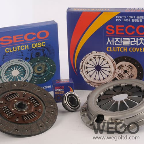 Korean spare parts - SECO Clutch