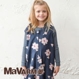 MAVARM Kids clothes_Simple Flower