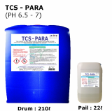 TCS_PARA Tank cleaner for paraffin wax_ crude oil etc