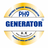 AK PH9 GENERATOR  600ml _SCREW type