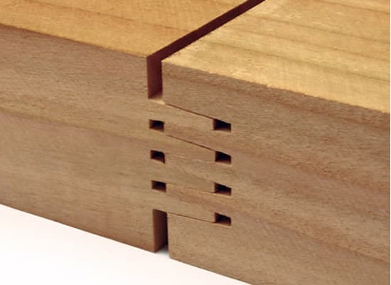 Finger Joint Lumber Board