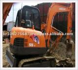Used Excavator (S55-VG) Doosan