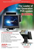 NP3800A _All in one touch POS system_