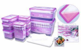 Airtight Food Container [Duo Sense]