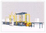 Automatic EPS Foam Block Cutting Machine