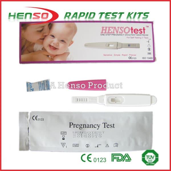 Henso HCG Pregnancy Test   tradekorea