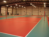 Multipurpose Elastic Sports Flooring System2