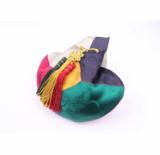 Five-way color pouch bag
