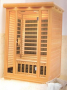 Infrared Sauna booth