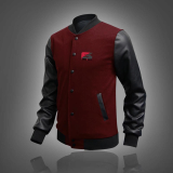 New Design Warm Wool Varsity Jackets 2016